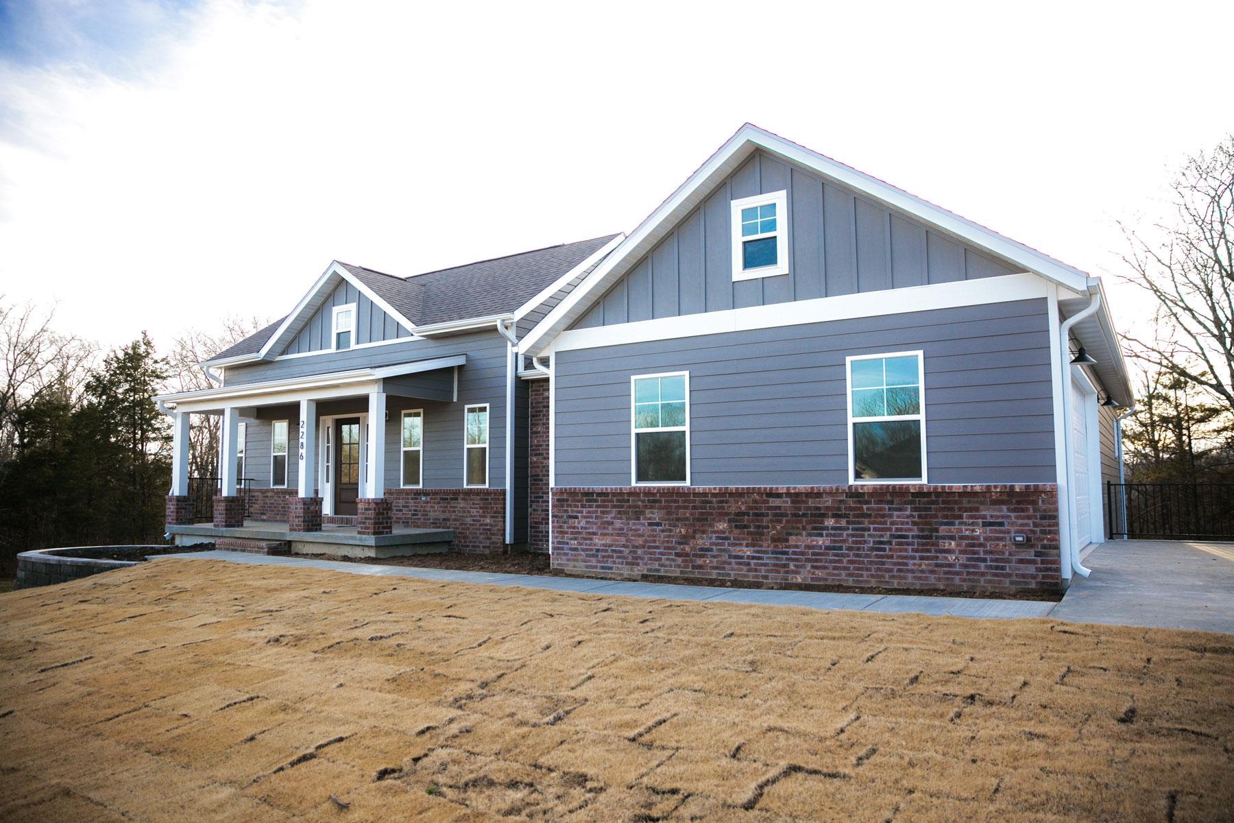 Emory Creek Custom Home Smj Builders